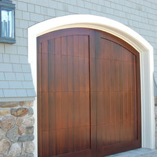 Beach Style Garage And Shed by Southwick Construction, Inc.