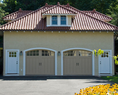 Inspiration For A Timeless Detached Garage Remodel In Boston
