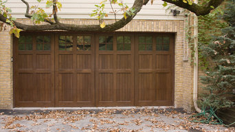 Before & After: Garage Bay Reframe