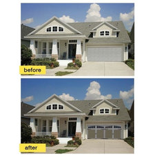 Craftsman Exterior by Clopay Building Products