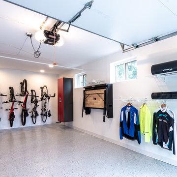 Bethesda Garage Rennovation