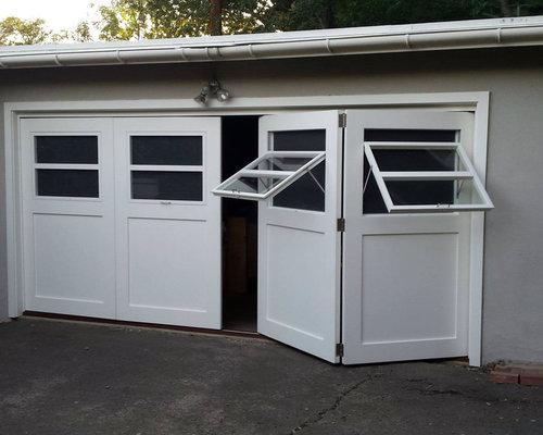 Bi Fold Sliding Carriage Doors