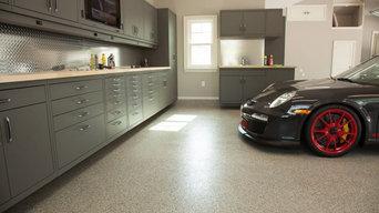 Black Rhino Garage Floors