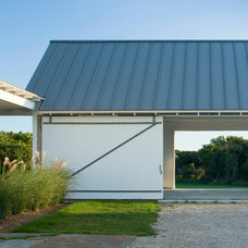 Contemporary Garage And Shed by Estes/Twombly Architects, Inc.