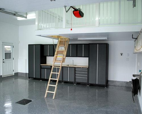 Garage Loft Houzz