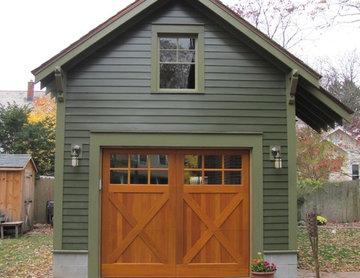 Bungalow garage