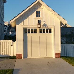 Inspiration för maritima garager och förråd