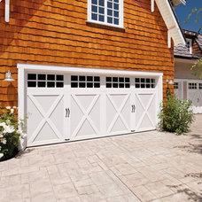 Traditional Garage And Shed by Clopay Building Products