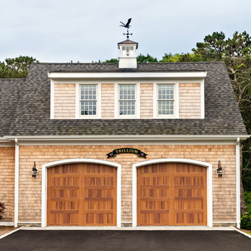 Cape Shingle Style