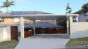 Carport and Garage Conversion in Elanora