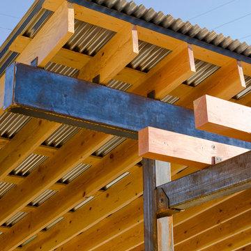 Carport + Shade Structure