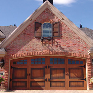 Carriage House Door Company Custom Shutters Products