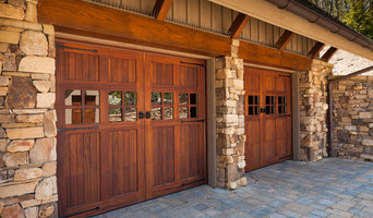 Carriage House Door Company Stain Grade Door Products