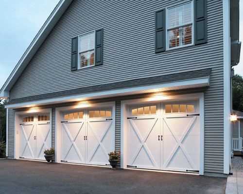 Carriage House Style Garage Doors Houzz