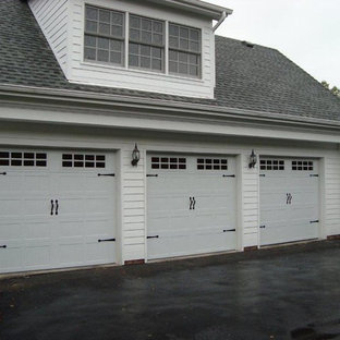 Carriage House Stamped