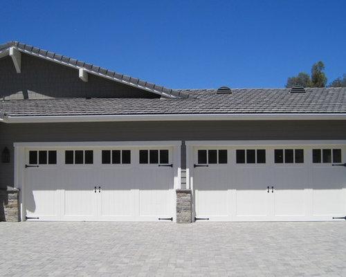 Foto e idee per garage e rimesse garage e rimesse for Quattro piani di garage per auto
