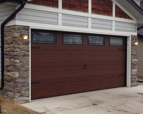 Craftsman carport home design ideas pictures remodel and for Craftsman carport