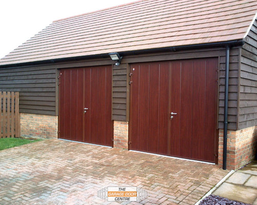 side hinged garage doorsSteel Side Hinged Garage Doors
