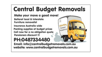 Central Budget Removals