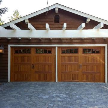CHI Overhead Doors Woodtone Collection