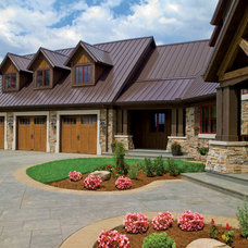 Rustic Exterior by Clopay Building Products