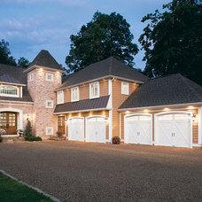 Traditional Exterior by Clopay Building Products