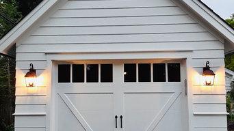 Clopay Coachman Custom door