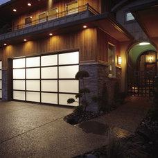 Modern Garage Doors And Openers by Adco Garage Doors