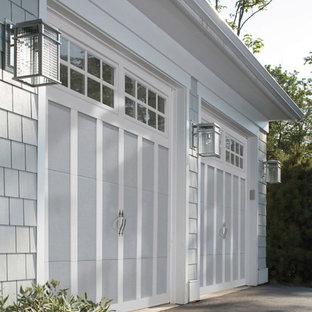 Idee per grandi garage e rimesse connessi chic