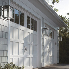 Contemporary Exterior by Clopay Building Products