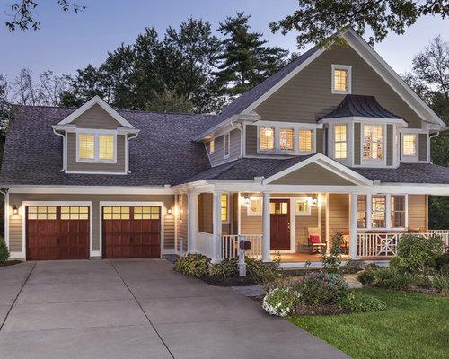 Craftsman Garage Design Ideas Remodels Amp Photos