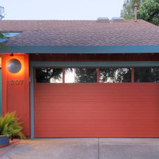 Eclectic Garage And Shed by Morse Remodeling, Inc. and Custom Homes