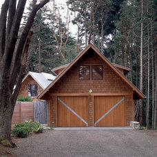 Contemporary Garage And Shed Contemporary Garage And Shed