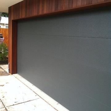 Contemporary Garage Door Sealing Options