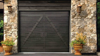 Contemporary Garage Doors - Portfolio of Images