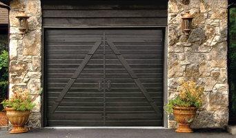 Contemporary Garage Doors - Portfolio of Images