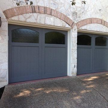 Cowart Door - Charming Cottage Space Garage Doors