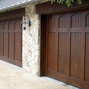 Cowart Door - Custom Wood Garage Doors