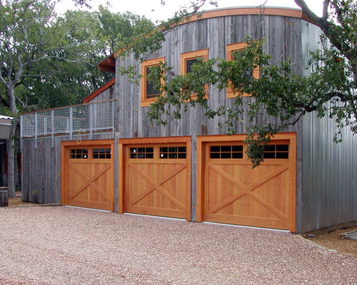 Mother in law apartment home design ideas pictures for Farm style garage doors