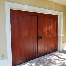 Traditional Garage And Shed by Cowart Door Systems