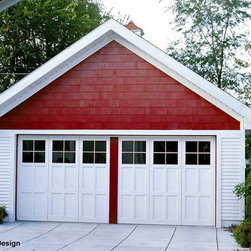 Austin Traditional Small Kitchen Garage And Shed Design Ideas Pictures Remodel And Decor
