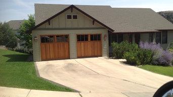 Craftsman Garage Doors