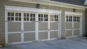 Craftsman Garage Doors