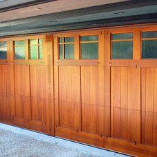 Craftsman Garage And Shed by Cowart Door Systems