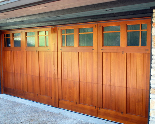 Craftsman style door ideas pictures remodel and decor for Craftsman style garage lights