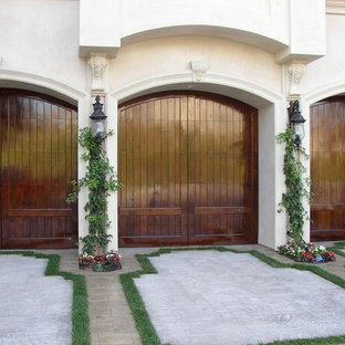 Custom Arched Garage Doors