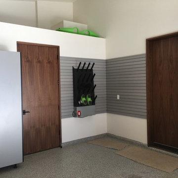Custom Cabinets and Storage