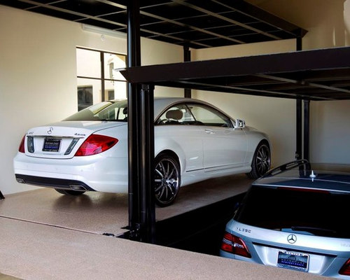 Car Lift Installation