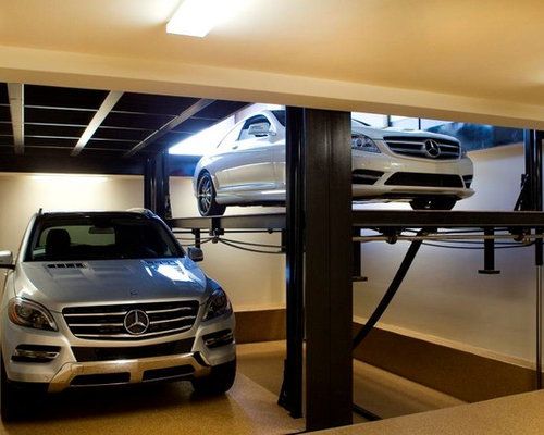 Residential Car Lifts Ideas Pictures Remodel And Decor
