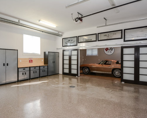 collector car garage ideas - Garage Car Wash Bay Ideas Remodel and Decor